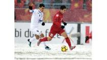 Quả cảm ở Thường Châu, U23 Việt Nam đã đi vào lịch sử | Bóng Đá