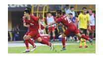 VTV6. Trực tiếp bóng đá hôm nay. Việt Nam. Việt Nam vs Malaysia ...