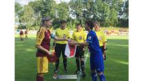 VFF - Thi đấu giao hữu, Đội tuyển nữ Việt Nam – CLB Dukla Prague: 5-0