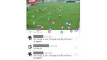 Theo dõi bóng đá dễ dàng qua hình thức livestream trên Facebook - Sự ...