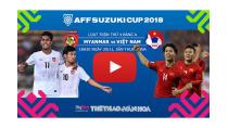 VTV6. VTC3. Trực tiếp bóng đá. Trực tiếp Myanmar vs Việt Nam. Nhận ...