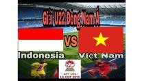 Trực Tiếp Bóng Đá U22 Việt Nam – U22 Indonesia #tructiepbongda ...