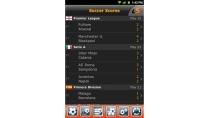Bóng đá livescore for Android - Xem thông tin các trận bóng đá -Xem th