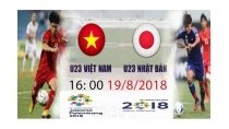 Link xem trực tiếp bóng đá U23 Việt Nam vs U23 Nhật Bản