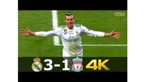 Real Madrid vs Liverpool 3-1 - UCL Final 2018 - Highlights UHD 4K