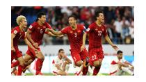 """ĐT Việt Nam đá tứ kết Asian Cup 2019 vào """"giờ vàng"""" - Bongdaplus.vn"""