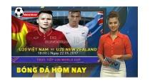 Bóng Đá Hôm Nay| TRỰC TIẾP Bóng Đá U20 Việt Nam Vs U20 Newzealand Ra ...