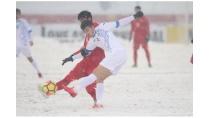 U23 Việt Nam giành giải Nhì sau trận đấu lịch sử tại Thường Châu
