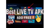 Best Free Live TV APK for Firestick or Android streaming device NO ADDS