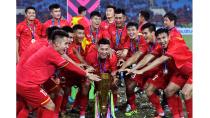 AFF CUP 2018: Nhìn lại một năm đỉnh cao của bóng đá Việt Nam - Thể ...