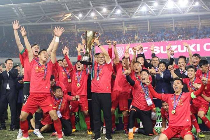 Lịch thi đấu bóng đá Việt Nam năm 2019: Dốc sức Asian Cup, chinh ...
