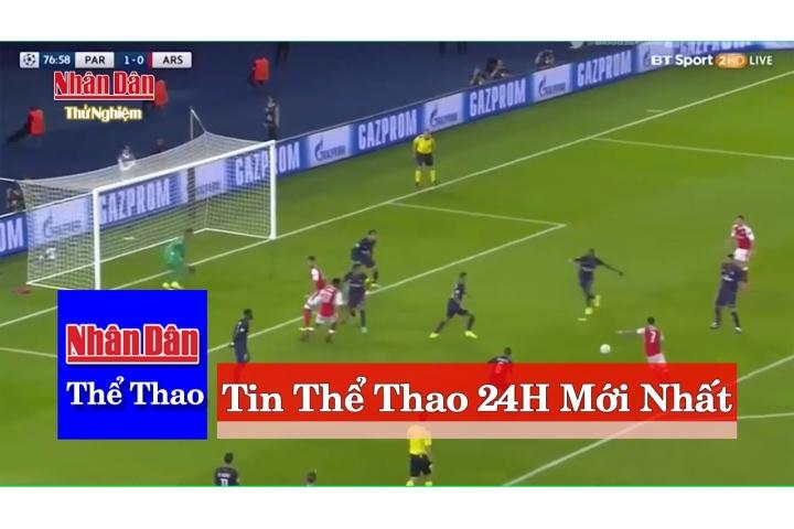 Tin Bóng Đá 24H Hôm Nay | Video Bàn Thắng, Kết Quả Bóng Đá | Cup C1 ...
