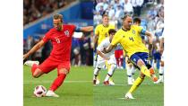 Link xem bóng đá trực tiếp Anh vs Thụy Điển tứ kết World Cup 2018