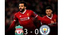 Kết quả bóng đá Cúp C1 châu Âu hôm nay 05/04: Liverpool 3-0 Man