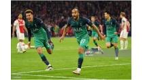 Kết quả cúp C1 hôm nay 9/5, kết quả bóng đá Ajax vs Tottenham