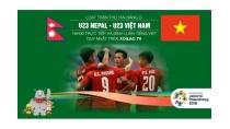 🔴Trực tiếp bóng đá nam Asiad 2018: U23 Việt Nam - U23 Nepal I Bình ...