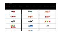 Cách xem bóng đá kênh K+ miễn phí trên Smart tivi