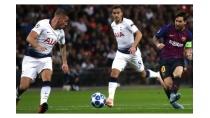 Tỷ lệ bóng đá C1 châu Âu hôm nay 11/12: Barcelona vs Tottenham