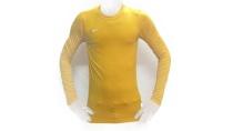 Áo bó thể thao Nike dài tay - vàng