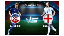Link xem trực tiếp Anh vs Croatia vòng bán kết World Cup 2018