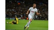 Kết quả bóng đá C1 đêm qua: Real Madrid, Tottenham thắng đậm
