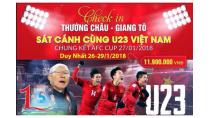 Thuê máy bay chở cả đoàn sang Trung Quốc cổ vũ U23 Việt Nam : Công ...