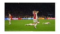 Ajax vs Tottenham. Kết quả Cúp C1. Kết quả bóng đá. Video Ajax 2-3 ...