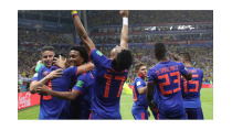 Kết quả bóng đá World Cup 2018 trận Ba Lan vs Colombia 0-3: Đại diện ...