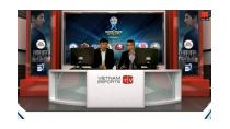 Quang Tùng bình luận giải bóng đá điện tử quốc tế tại VN - Thể thao ...