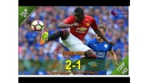 MU vs Leicester City 2-1 Highlights 2018 | Ngoại Hạng Anh 2018-2019
