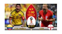 Nhận định kèo bóng đá Colombia vs Anh, kèo World Cup: Anh đổi vận