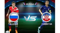 Xem bóng đá World Cup 2018 trực tiếp Nga vs Croatia trên VTV3, dự ...