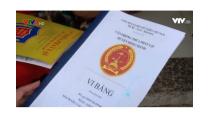 TP. HCM cảnh báo lừa đảo mua bán nhà đất bằng vi bằng | VTV.VN