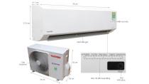 Máy lạnh Toshiba 1.5 HP RAS-H13G2KCV-V - Điện máy XANH