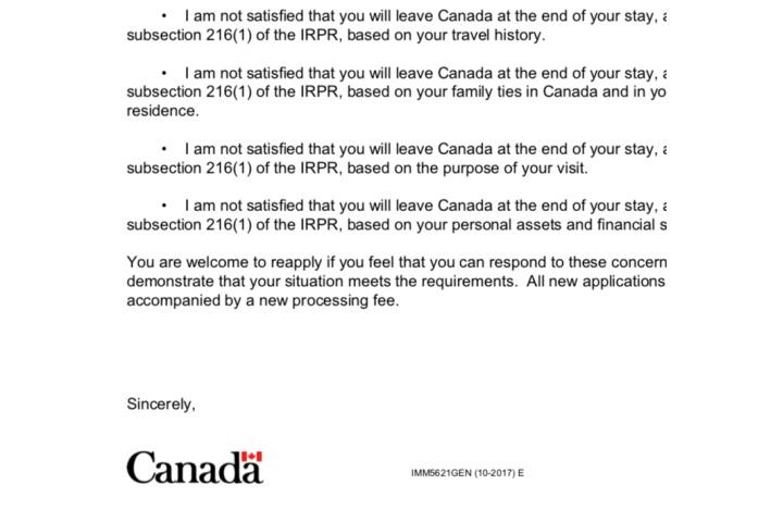 canadian student visa nairaland 2018