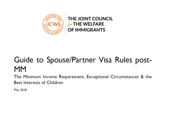 new immigration rules uk 2018 spouse visa