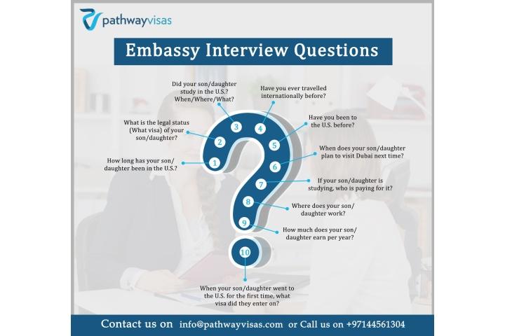 us immigration visa interview questions