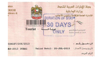 Dubai Visit Visa & Tourist Visa Application (2019)