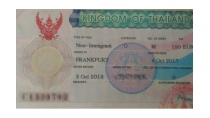 One Year Visa extension - Living in Thailand
