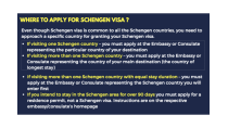 Schengen visa for Indian passport holders (Updated 2018)