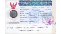 Thailand Visa Processing In Bangladesh