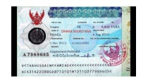 Thailand Visa 100% original Application for Bangladeshi Peoples ...