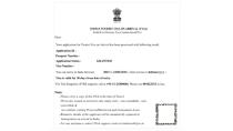 India Visa for Australian Passport Holders