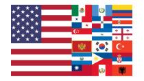 How to travel 37 countries VISA-FREE with US visa - Visa Traveler