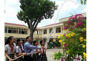 Dạy học sinh hư: Đừng để 'giận quá mất khôn'