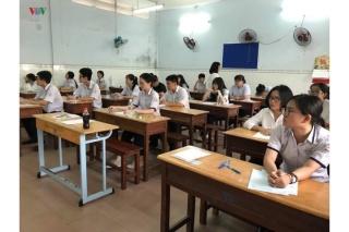 TPHCM: Hơn 80.000 thí sinh sẽ thi vào lớp 10 công lập năm 2019