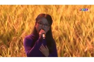 Phương Mỹ Chi hát ngọt 'Thương về miền Trung' cùng thí sinh nhí