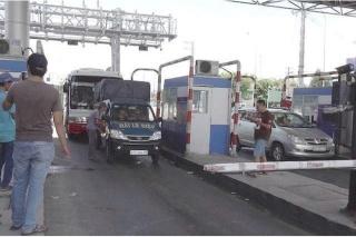 Tổng Cục Đường bộ thông tin vụ 'chiếm làn' trạm thu phí BOT ở Cần Thơ