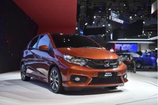 Xe giá rẻ Honda Brio 2019 sẽ giới thiệu trong tháng 6