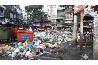 Giữ gìn thành phố sạch